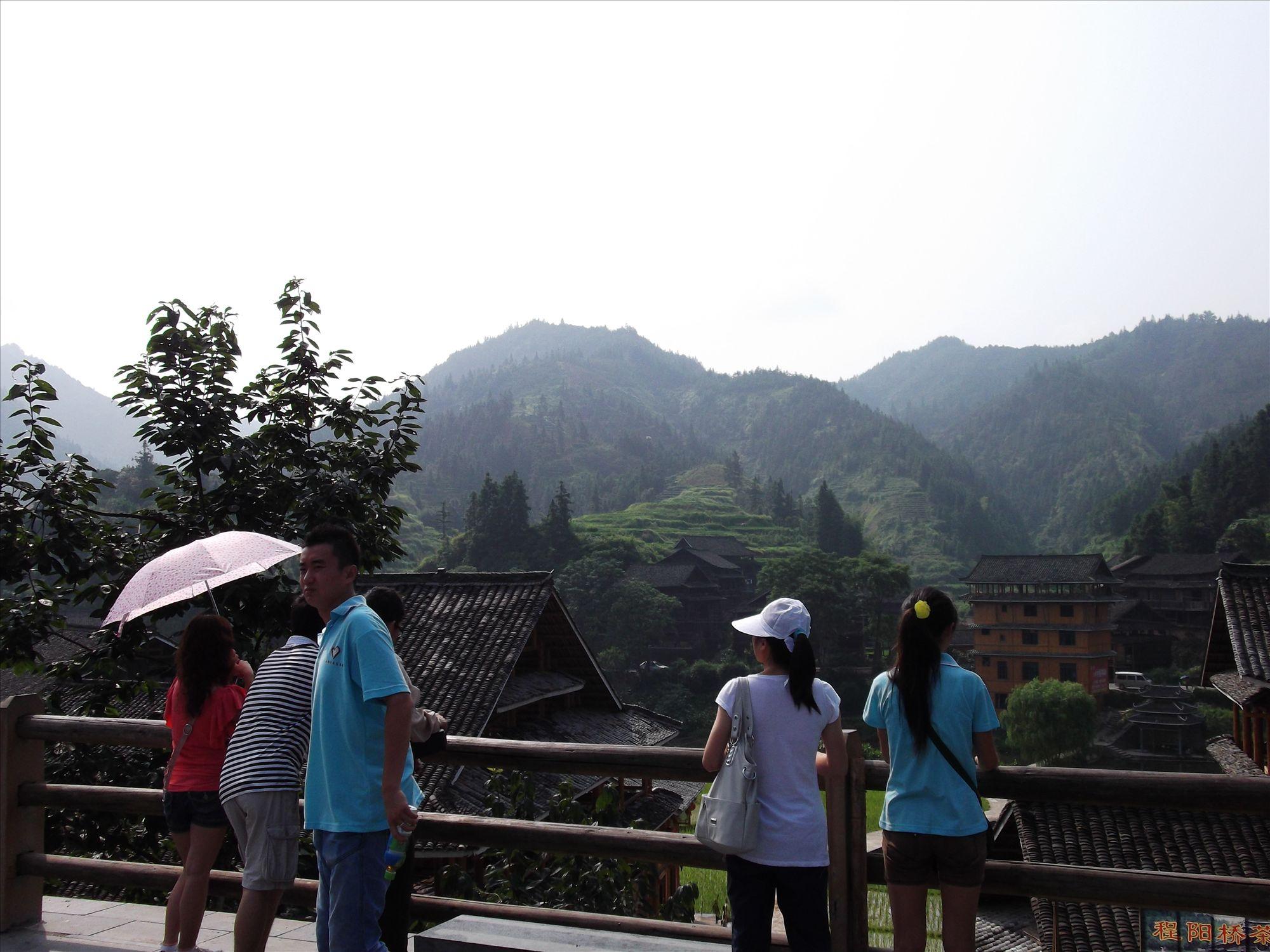 广西三江侗族自治县西部计划志愿者生活点点滴滴   菊子园 博客与图片